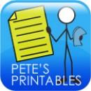 Pete\'s Printables